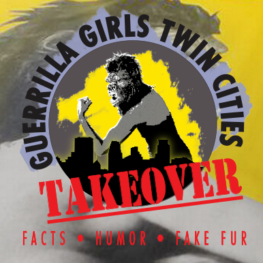 Guerrilla Girls TC Takeover